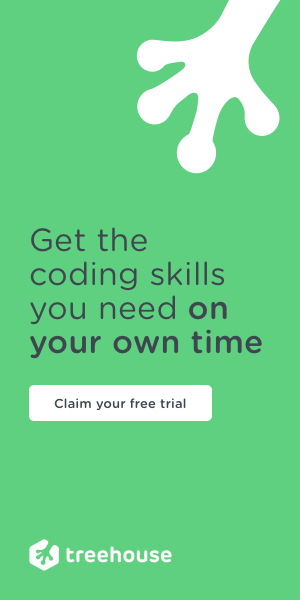 treehouse coding courses free